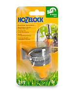 Hozelock Yellow Tap connector (W)70mm