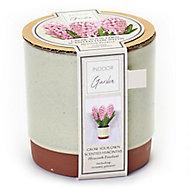 Hyacinth Ceramic Large Pot