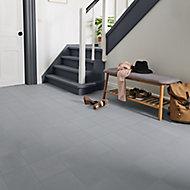 Hydrolic Light grey Matt Porcelain Floor tile, Pack of 25, (L)200mm (W)200mm