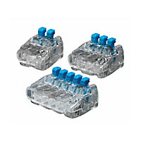 Ideal Blue 24A In-line wire connector, Pack of 30