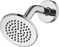Ideal Standard Ideal rain Single-spray pattern Chrome effect Shower head