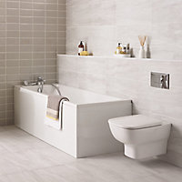 Ideal Standard Studio echo Contemporary Wall hung Boxed rim Toilet with Soft close seat
