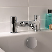 Ideal Standard Tempo Chrome effect Bath Mono mixer Tap
