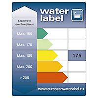 Ideal Standard Vue Acrylic Rectangular Straight Bath (L)1695mm (W)695mm