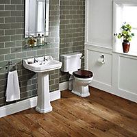 Ideal Standard Waverley Full pedestal Basin