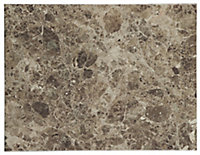 Illusion Emper Gloss Patterned Stone effect Ceramic Wall & floor Tile Sample