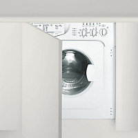 Indesit IWME127UK White Washing machine