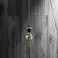 Inlight Copper & nickel effect Steel Pendant set