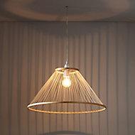 Inlight Phobos Natural Bamboo Light shade (D)500mm