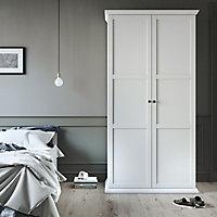 Isabella White 4 piece Bedroom furniture set