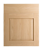 IT Kitchens Classic Chestnut Style Drawerline door & drawer front, (W)600mm