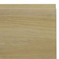 IT Kitchens Marletti Oak Effect Standard Cabinet door (W)500mm