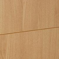IT Kitchens Sandford Textured Oak Effect Slab Drawerline door & drawer front, (W)500mm
