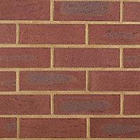 ITWB Rough Red Tuscan Facing brick (L)215mm (W)102.5mm (H)65mm