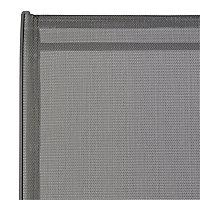 Janeiro Steel grey Armchair (H)1030mm (W)560mm