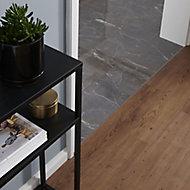 Jazy Rustic Oak effect Luxury vinyl click Flooring Sample