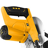 JCB 1500W 240V 210mm Sliding mitre saw JCB-MS210-SB