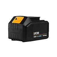 JCB 18V 5Ah Cordless Multi tool 1 battery JCB-18MT-5