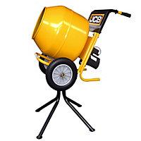 JCB 370W 230V Cement mixer 134L LC140-A