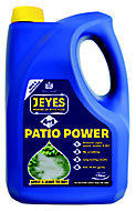 Jeyes 4-in-1 patio power Patio cleaner, 4L Bottle