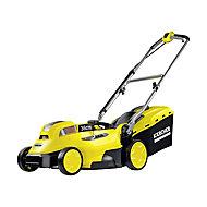 Kärcher LMO 14444220 Cordless 18V Push Lawnmower