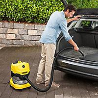 Kärcher WD 3 premium Corded Wet & dry vacuum, 17.00L