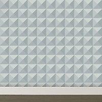K2 Valiant Grey Geometric Smooth Wallpaper