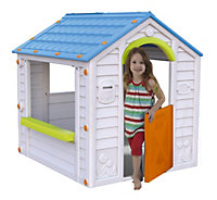 Keter Holiday Plastic Playhouse