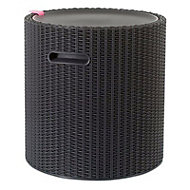 Keter Mia Anthracite Cool stool