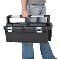 "Keter Pro 26"" Plastic Toolbox"
