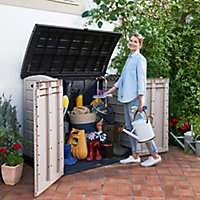 Keter Store-it-out ARC Plastic Garden storage box