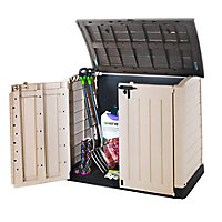 Keter Store it out arc Plastic Garden storage box