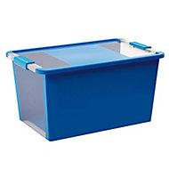 Kis Bi box Blue 40L Plastic Storage box