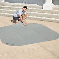 Lay-Z-Spa Grey Plastic Floor protector