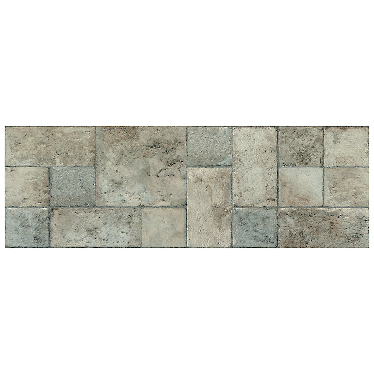 Leggiero Grey Gloss Stone Effect, Leggiero Silver Blue Slate Effect Laminate Flooring