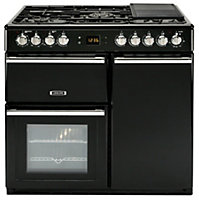 Leisure CMCF99K Dual fuel Range cooker with Gas Hob