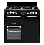 Leisure Cookmaster CK90G232C Freestanding Gas Range cooker with Gas Hob