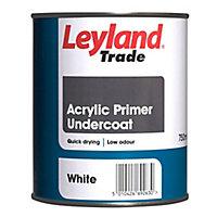 Leyland Trade Universal White Multi-surface Primer & undercoat, 750ml
