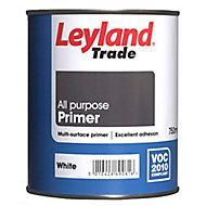 Leyland Trade White Multi-surface Primer, 750ml
