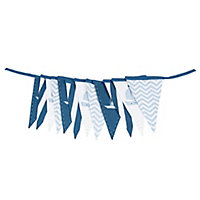 Little sailor Bunting, (L)3.05m