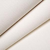 Living Walls Academy White Textured Wallpaper
