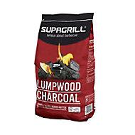Lumpwood charcoal, 8kg