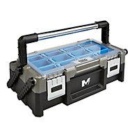"Mac Allister 18"" 18 compartment Organiser"