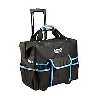 "Mac Allister 18"" Tool bag with wheels"