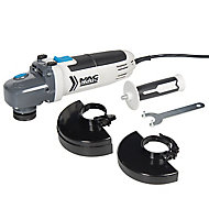 Mac Allister 750W 240V 115mm Corded Angle grinder MSAG750