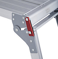 Mac Allister Foldable Work platform (H)1650mm