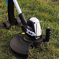 Mac Allister MGTP600 600W Corded Grass trimmer