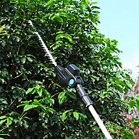 Mac Allister MHTP550P 550W 500mm Corded Hedge trimmer
