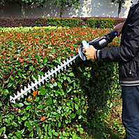 Mac Allister MHTP710 710W 600mm Corded Hedge trimmer