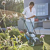 Mac Allister MLMP1200-2 Corded Push Lawnmower